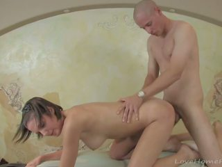 He Received More Than a Casual Massage, Porn e8