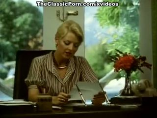 Juliet anderson, john holmes, jamie gillis dalam klasik fuck filem