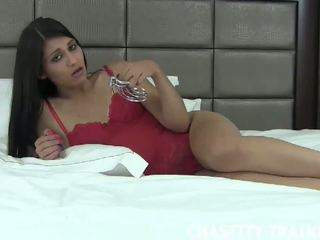 Ihre schwanz ist jetzt meine immobilien, kostenlos chastity trainer hd porno