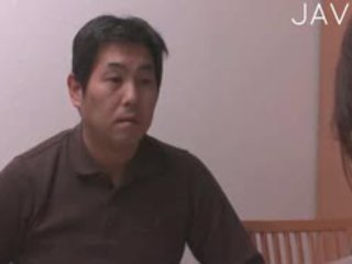 japonez, linge, atingere cu degetul