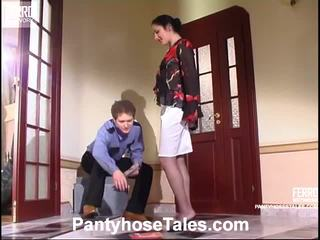 Rosa And Gilbert Spicy Hose Movie Scene