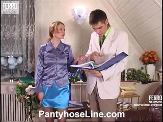đèn flash stocking, cô gái thả nổi tiếng, cảnh khiêu dâm vớ