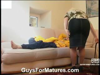 סקס הארדקור, לעזאזל קשה, זקן