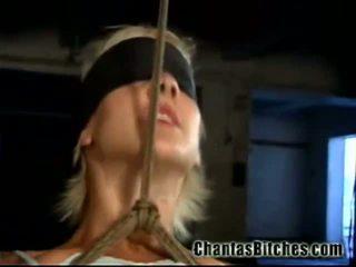 Punishment of a Lesbian!