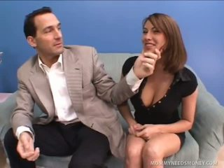 Wife Fucks To Pay Off Hubby's Debt