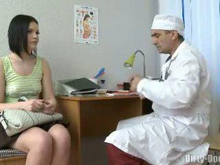 vagina, arzt, krankenhaus