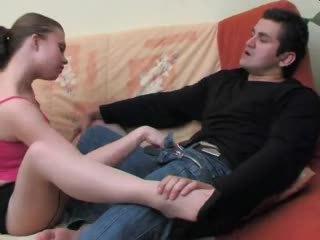 meer voet fetish meest, russisch