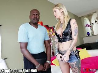 Lex Steele gets 11 inches in Kleio's ASS
