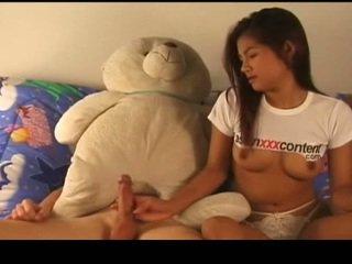 泰国 nymph has 性交 流