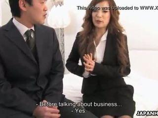 سيدة aiko getting creamed كما ل علامة من trust