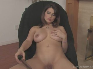 Beauty with Big Tits Loves to Cum, Free Porn c8