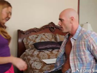 Scarlet Head Wife Marie McCray Screwing Onto Smut America