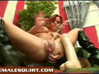 Seksual chicks gyzykly solo squirting masturbations