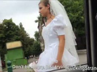 Dumped 新娘 amirah adara ends 向上 性交 在 该 publc