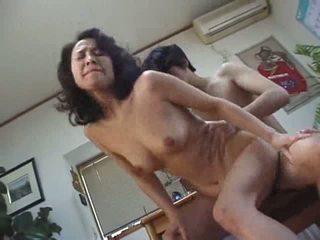 Japoniškas mama gets pakliuvom video