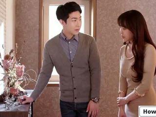 Coreana xxx película presilla