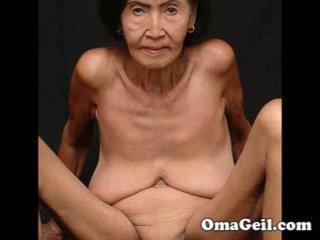 Omageil malaki koleksyon luma grannies at senior woman