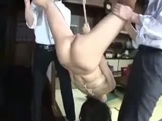 hardsextube, enema, shibari