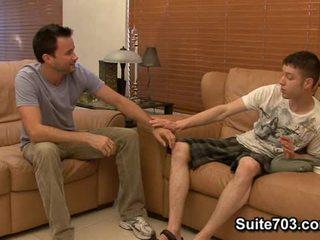 David scott meets 一 新 homosexual ally