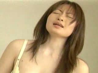 japonez, fată, exotic