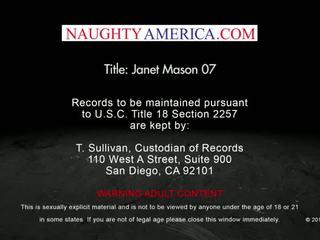 Redheaded 媽媽我喜歡操 janet mason seduces 她的 son's 年輕 朋友 - 調皮 america