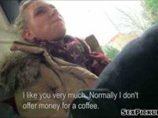 Stor pupper euro honning adele fucks til kontanter
