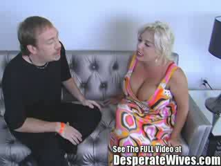 Slut Wife Claudia Marie Gets Fucked By Dirty D and Swallows His Hot Load of spunk