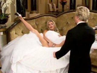 花嫁, 美しい, ソファ