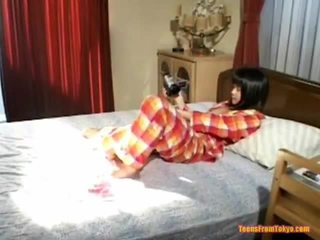 japon, mastürbasyon, yalnız kız