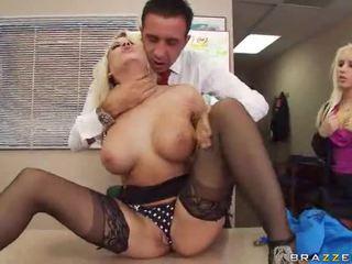 Sexy Hawt Busty Pornstar Drilled Hardcore