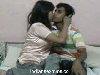 อินเดีย lovers ฮาร์ดคอร์ เพศ scandal ใน หอพัก ห้อง leaked