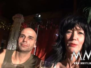 Mmv フィルム ワイルド 成熟した swingers パーティー