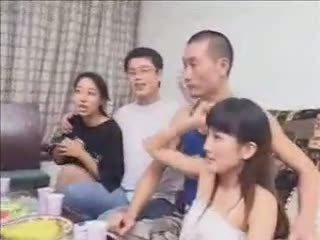 Kineze bashkëshorte exchange