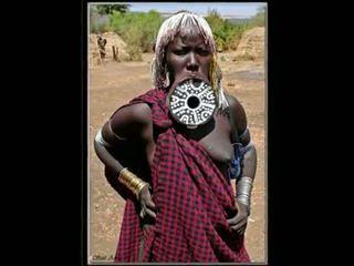 Nigerian alam afrika gadis