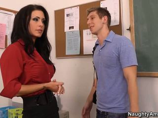 Sultry Teacher Jessica Jaymes Gi.