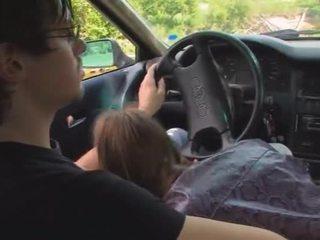 18yo letoneze vajzë fucked në the makinë