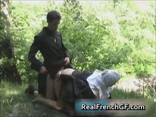 sexo adolescente, hardcore sex, sexo al aire libre