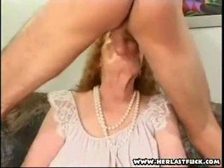 nenek, nenek, granny seks