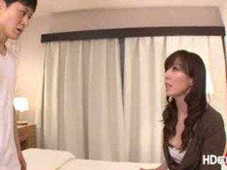 Горещ japenese reiko gets а score чукане