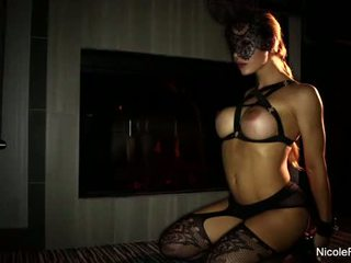 Nicole Aniston Fucked In A Mask