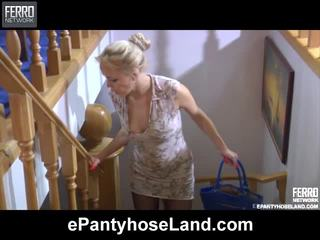 Leila Inside Hose Movie