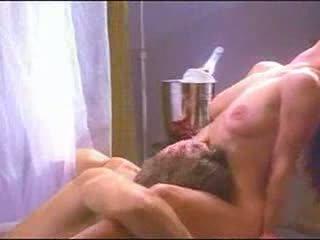 pornô, corpo, lambida