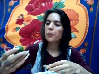 Lang naturlig nails: lang nails porno video b9