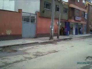 Ulice prostitutes na bogota, morboking,pt2