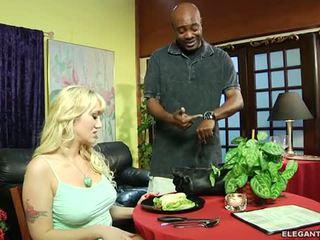 Alana evans anally demanding customer