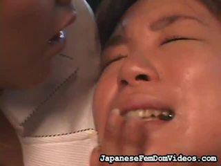 मिश्रण की हार्डकोर सेक्स vids द्वारा जपानीस फेम्डम वीडियोस