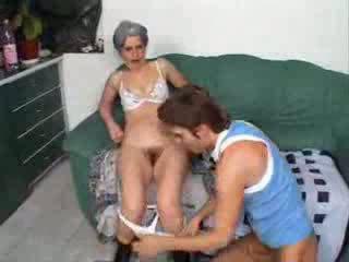 fucking, rakan, nenek