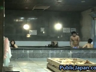 Haruka sasai азіатська female gangbangs один