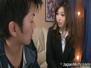 japanilainen, tyttö, kypsä