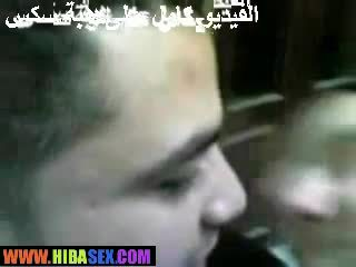 Hijab kysser salope video-